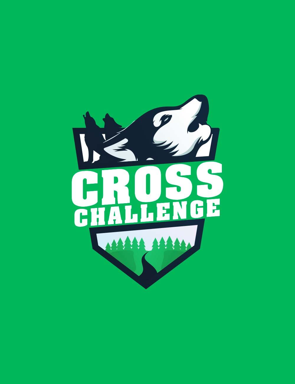 Cross Challenge - Brand identity