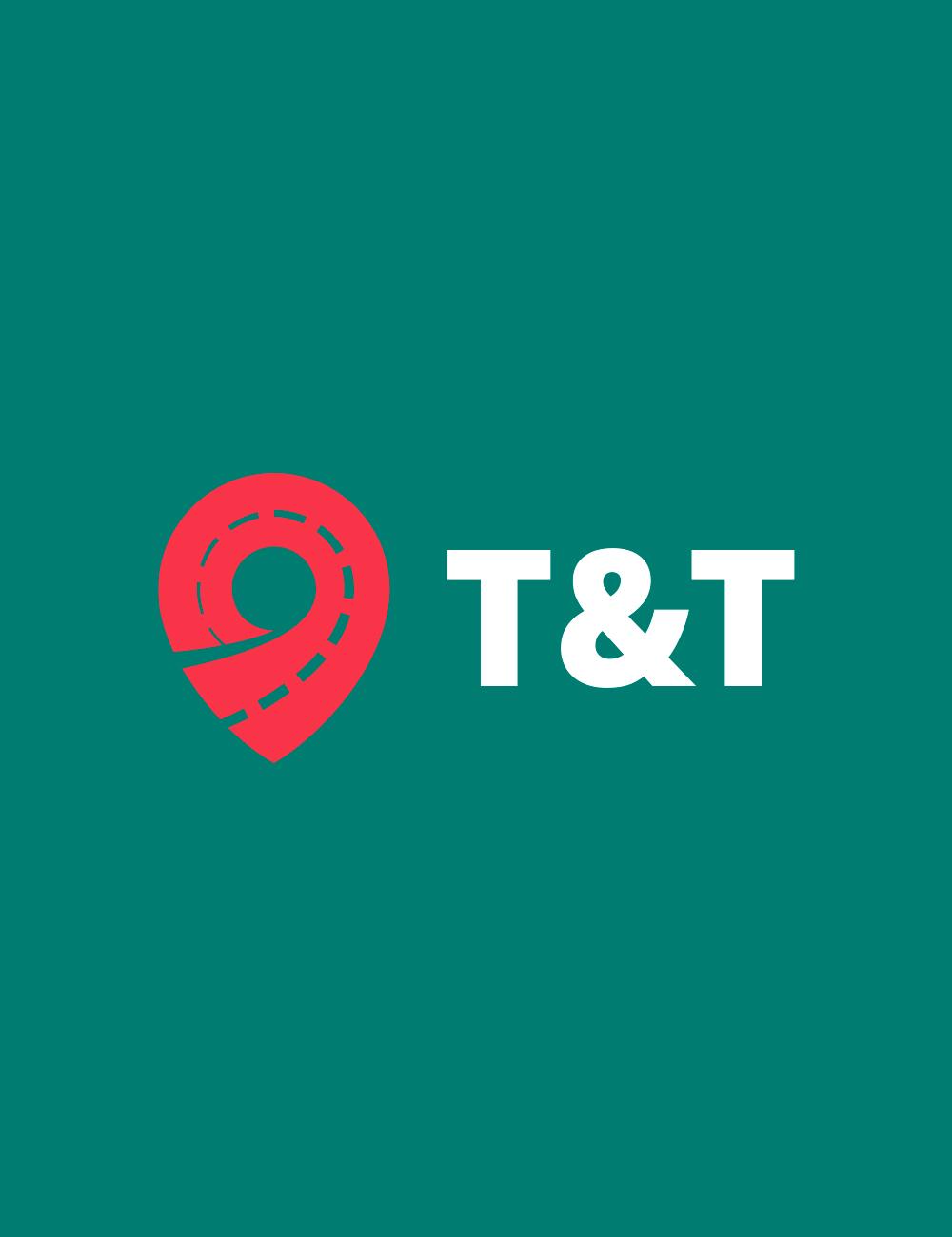 Travel & Transport - Brand identity